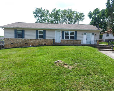 Knoxville Single Family Home For Sale: 5705 Mondale Rd