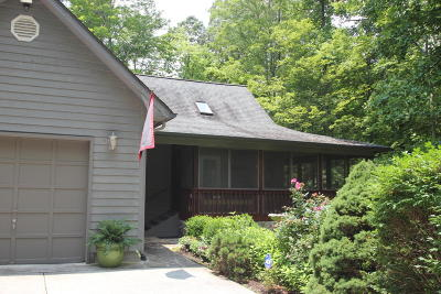 Campbell County Single Family Home For Sale: 1123 Cove Pointe Rd
