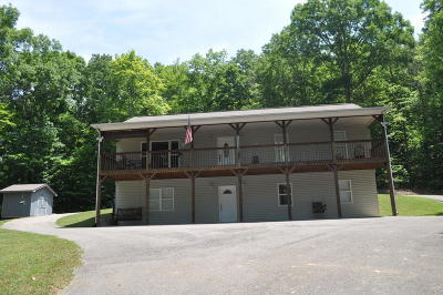 Kingston Single Family Home For Sale: 187 Big Tooth Rd