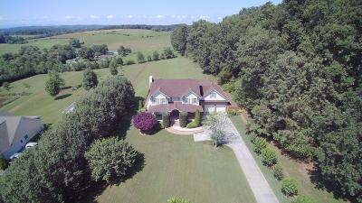 Single Family Home For Sale: 5548 Evergreen Farms Lane
