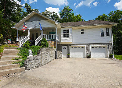 Pigeon Forge Single Family Home For Sale: 614 Monte Wood Circle