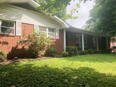 Middlesboro Single Family Home For Sale: 809 N 25th St