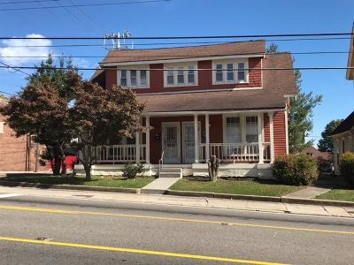 Knoxville Multi Family Home For Sale: 834 N Broadway