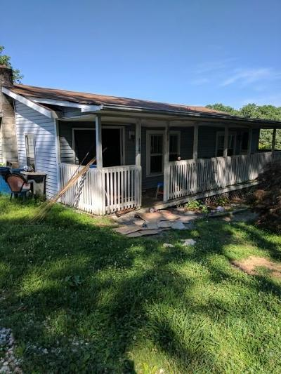 Knoxville TN Single Family Home For Sale: $39,900