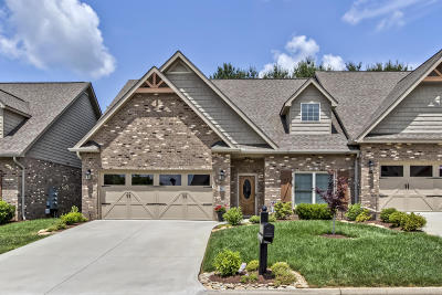 Knoxville Condo/Townhouse For Sale: 917 Bishop Knoll Lane