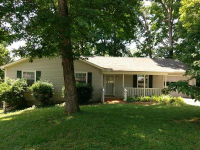 Knoxville Single Family Home For Sale: 817 Tree Trunk Rd