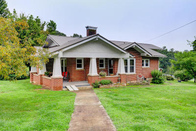 Claiborne County Single Family Home For Sale: 256 Hill Rd