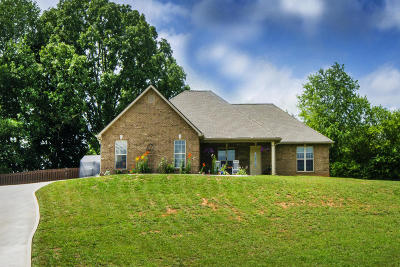 Maryville Single Family Home For Sale: 645 Sawgrass Way