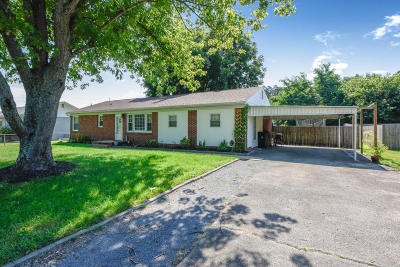Maryville Single Family Home For Sale: 2816 Robert Ave