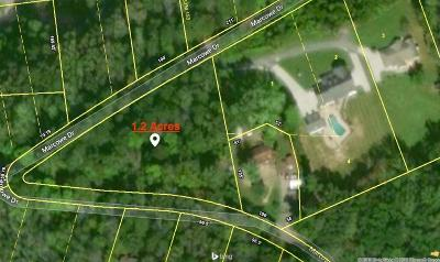 Anderson County Residential Lots & Land For Sale: Marcowe Drive Drive