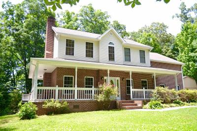 Powell Single Family Home For Sale: 8700 Pedigo Ridge Rd