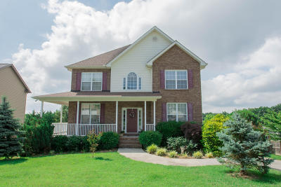 Powell Single Family Home For Sale: 8107 Canter Lane
