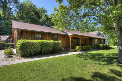 Maryville Single Family Home For Sale: 2214 Eva Jean Drive