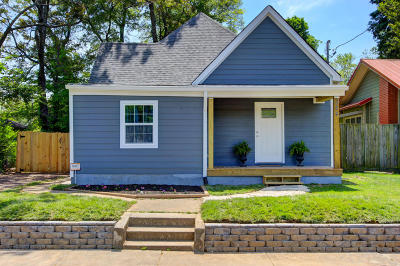 Knoxville Single Family Home For Sale: 324 Douglas Ave