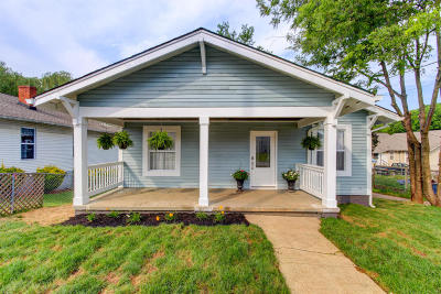 Knoxville Single Family Home For Sale: 1129 Cornelia St