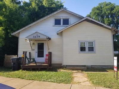 Knoxville Single Family Home For Sale: 1129 Overton Place