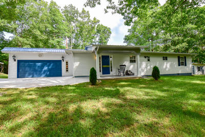 Knoxville Single Family Home For Sale: 8330 Chapman Hwy