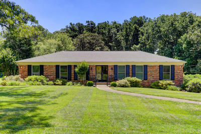 Knoxville Single Family Home For Sale: 8104 Ainsworth Drive