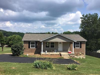 Tazewell TN Single Family Home Pending - Continue To Show: $129,900