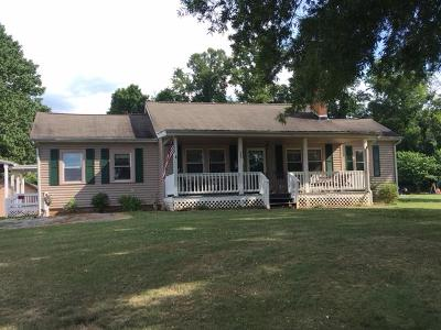 Single Family Home For Sale: 4145 River Road