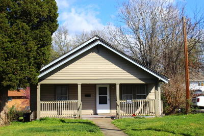 Knoxville TN Single Family Home For Sale: $45,000
