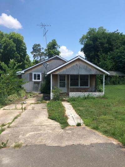 Monroe County Single Family Home For Sale: 308 Hale St