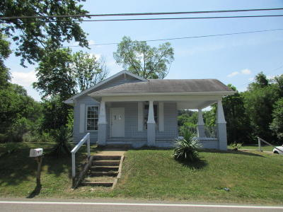 Knoxville TN Single Family Home For Sale: $62,500