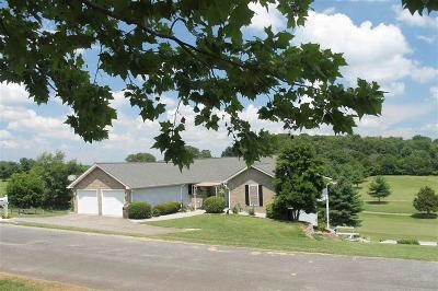 Dandridge Single Family Home For Sale: 1182 Country Club Rd