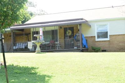 Knoxville TN Single Family Home For Sale: $135,000