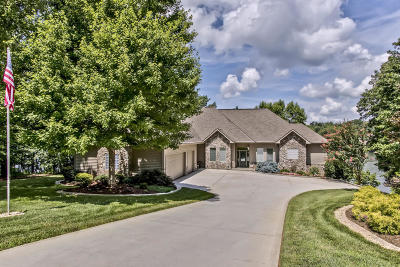 Single Family Home For Sale: 240 Chickasaw Lane