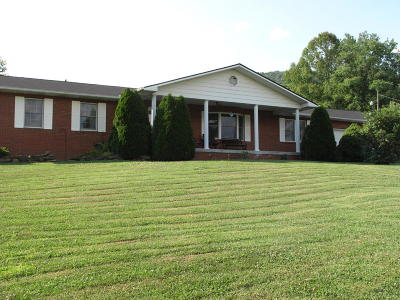 Jellico Single Family Home For Sale: 208 Wool Lane