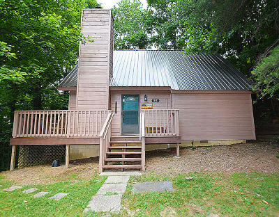 Gatlinburg Single Family Home For Sale: 1811 W Arolla Court