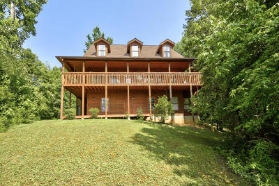Gatlinburg Single Family Home For Sale: 511 Patterson Lane
