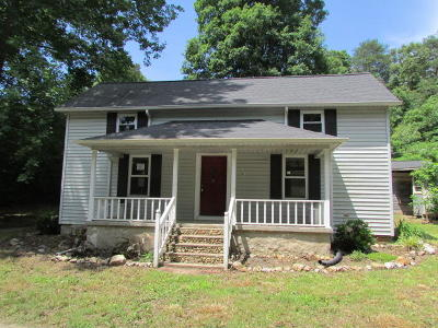 Loudon Single Family Home For Sale: 2061 Malone Rd