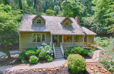 Knoxville TN Single Family Home For Sale: $349,900