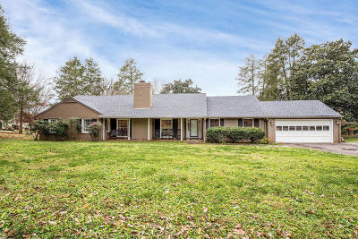 Knoxville Single Family Home For Sale: 911 Navaho Rd