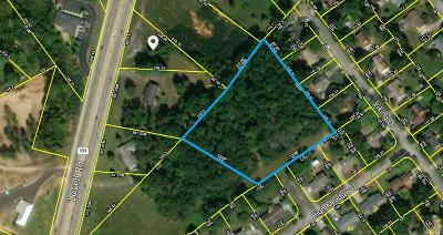Knoxville Residential Lots & Land For Sale: 0 Sizemore Lane