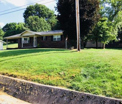 Tazewell TN Single Family Home Sold: $106,000
