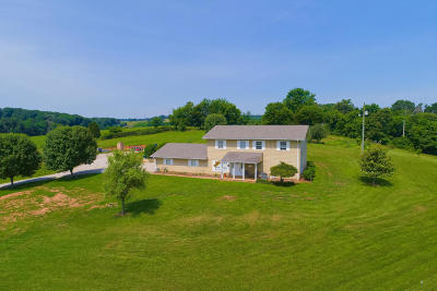 Loudon County Single Family Home For Sale: 3425 Pond Creek Rd