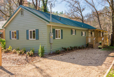 Townsend Single Family Home For Sale: 6842 Walnut Loop Rd