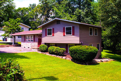 Knoxville TN Single Family Home For Sale: $159,900