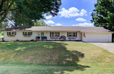 Single Family Home For Sale: 1746 Scenic Drive