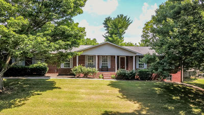 Single Family Home For Sale: 2001 Tremont Circle
