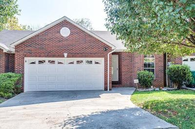 Knoxville Condo/Townhouse For Sale: 360 Creekview Lane