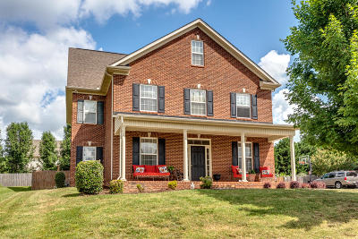 Knoxville Single Family Home For Sale: 5742 Enchanted Lane