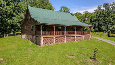 Friendsville Single Family Home For Sale: 331 Academy Drive