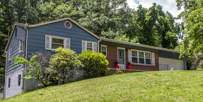 Knoxville TN Single Family Home For Sale: $171,600