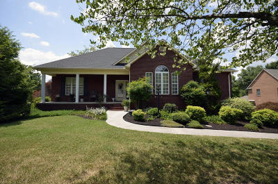 Loudon County Single Family Home For Sale: 120 Brentwood Place