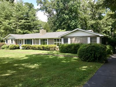 Knoxville Single Family Home For Sale: 5501 Crestwood Drive