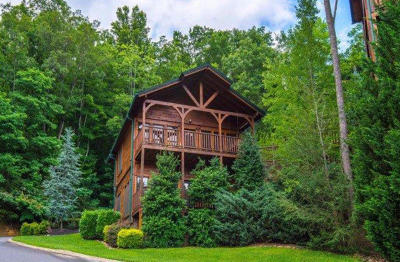 Gatlinburg Single Family Home For Sale: 764 Mountain Stream Way